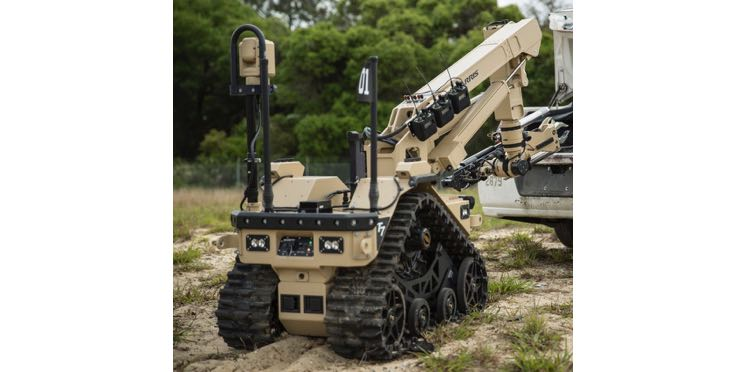 TRADOC has confirmed their participation at Military Robotics and Autonomous systems conference, taking place in London on 25th and 26th April 2018