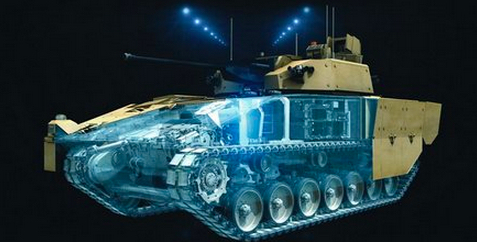 General Dynamics UK Awarded 390 Million Pounds Sterling SCOUT SV Support Contract and Invests In New UK Industrial Capability