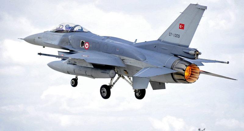 Turkey Strikes 'IS' Targets In Syria
