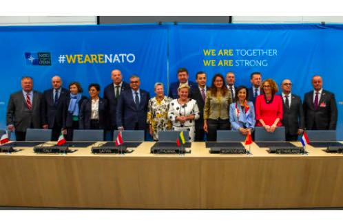 16 NATO Allies and 3 Partners Agree to Acquire Land Munitions Together
