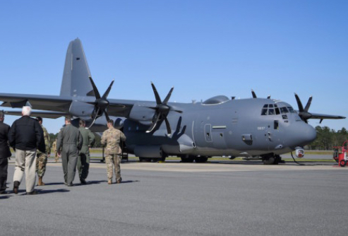 4th Special Operations Squadron Receives First AC-130J Ghostrider