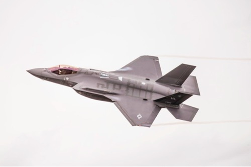 Ämari Air Show Brings F-35 Stealth Fighter to Estonian Skies