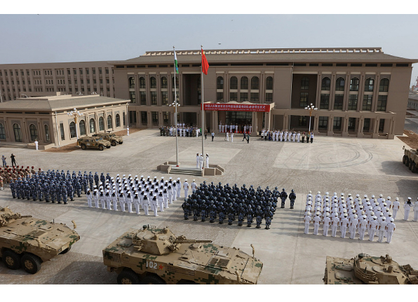Additional Overseas PLA Bases 'Possible'