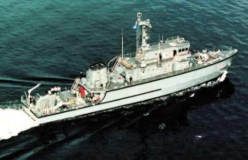 Another Tender, Another Failure as India Seeks to Reboot Its Minesweeper Project