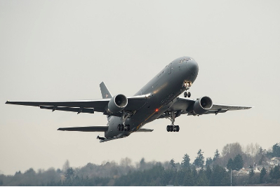 Boeing Delivers First KC-46A Tanker to Altus Air Force Base