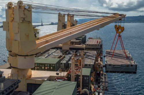 DoD Looks to Future of Logistics