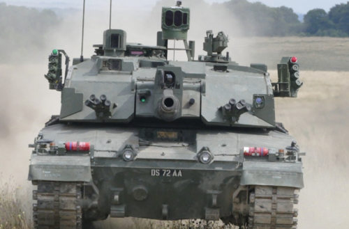 Dstl and QinetiQ Complete Trials to Assess A System to Protect Combat Vehicles and Their Occupants
