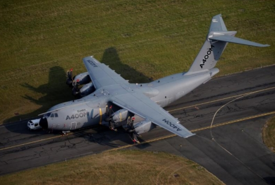 Exclusive: Europe's A400M Army Plane May See Some Features Axed