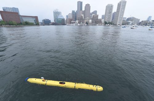 General Dynamics Mission Systems Introduces New Autonomous Unmanned Underwater Vehicle