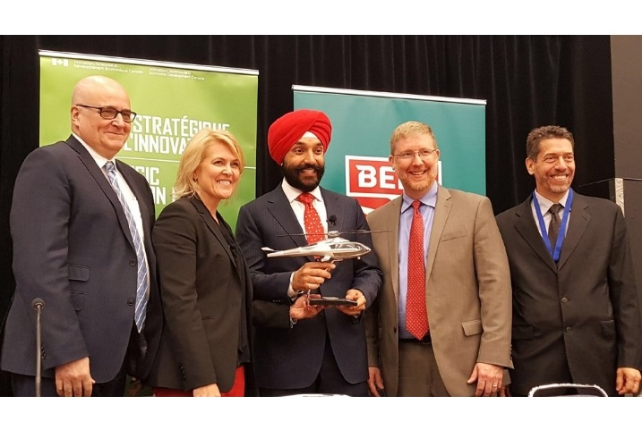 Government of Canada Invests in Aerospace Sector