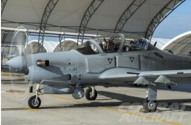 Government of Nigeria – A-29 Super Tucano Aircraft, Weapons, and Associated Support
