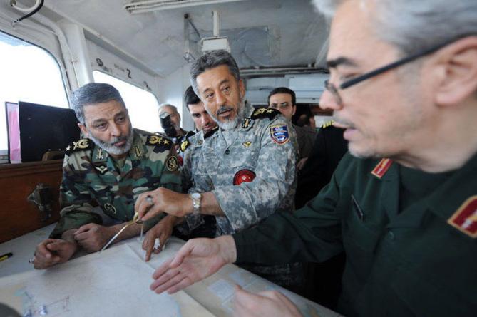 Iran, Azerbaijan Ink MOU on Defense Cooperation