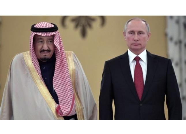Kremlin Defends Missile Deal with Saudi Arabia