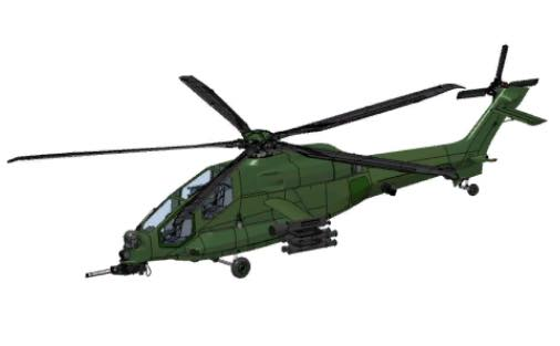 Leonardo and PGZ Sign Letter of Intent on the AW249 Combat Helicopter