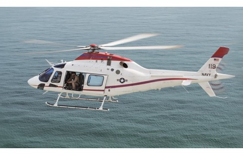 Leonardo: Single Engine TH-119 Helicopter Obtains FAA IFR Certification, Best Solution for U.S. Navy Training