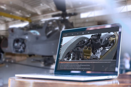 Lockheed Martin Develops Advanced Visualization Training Tool For Apache Flight Line Maintainers