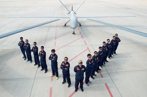 Major Markets Beckon as China Tests Solar-Powered UAV