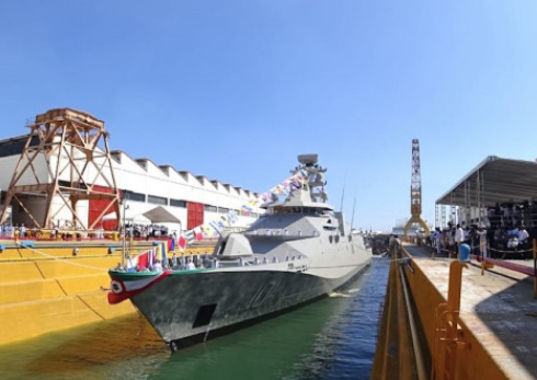 Mexican Navy Relies on Thales for the Launch of Its New Ocean Patrol Vessel