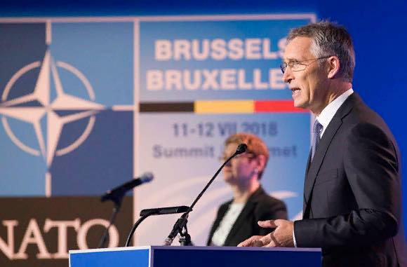 NATO Summit Set to Begin in Brussels
