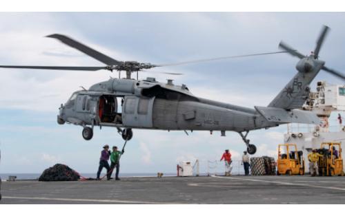 Naval Supply Signs $2.3 Billion UH-60 Renewal Contract