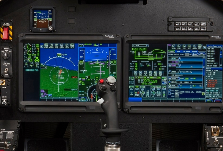 New Calidus B-250 Aircraft to Feature Rockwell Collins Pro Line Fusion Integrated Avionics