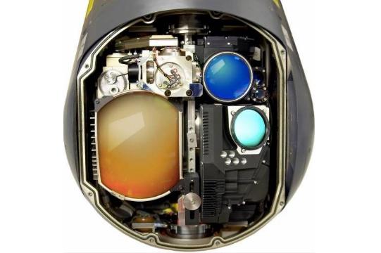 Northrop Grumman Fourth Generation LITENING Pods Achieve One Million Flight Hours