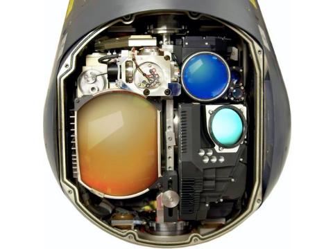 Northrop Grumman Receives Litening Targeting Pod IDIQ Award with $1.3 Billion Potential