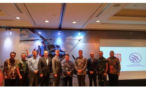 PTDI and Bell Prepare 9 Helicopters For The Indonesian Armed Forces