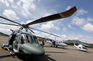 Panama Receives 2 Helicopters, 1 Airplane after Accord with Finmeccanica