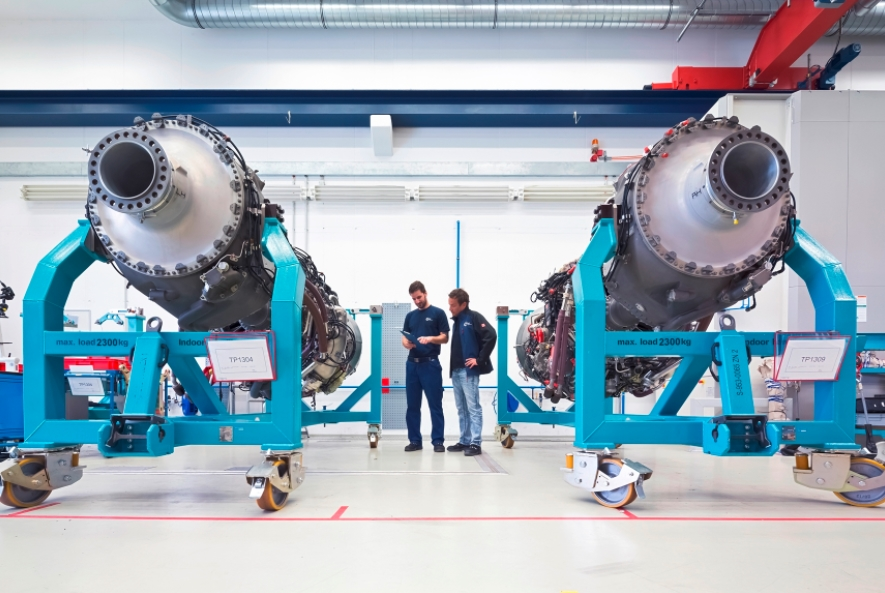 Pioneers: MTU and German Armed Forces Conclude Maintenance Framework Agreement to Support the TP400-D6 Engine for the A400M Fleet