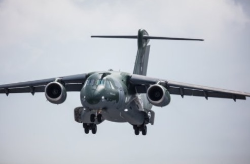 Portugal Announces Firm Order for the Multi-Mission Airlift KC-390