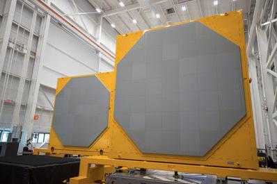 Raytheon, Major Tool and Machine Inc Team Up on SPY-6 Radars