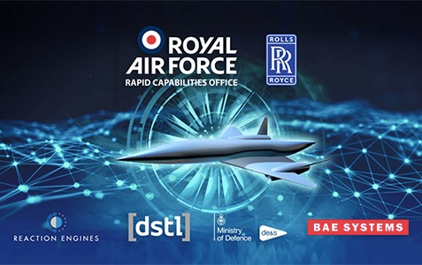 Rolls-Royce to Develop Hypersonic Technology with UK MOD