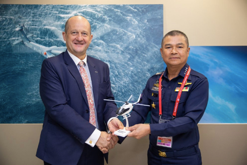 Royal Thai Air Force Joins H135 Military Training Operators; New Order of Six H135s Will Increase Its Airbus Fleet to 18 Helicopters
