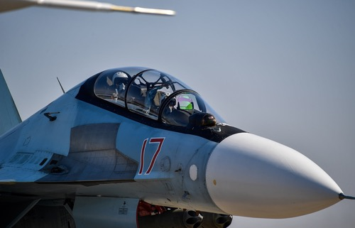 Russia starts deliveries of Su-30SM fighter jets to Belarus