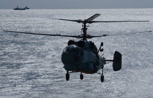 Russia, China May Sign Contract On Designing Heavy Helicopter By Year-End