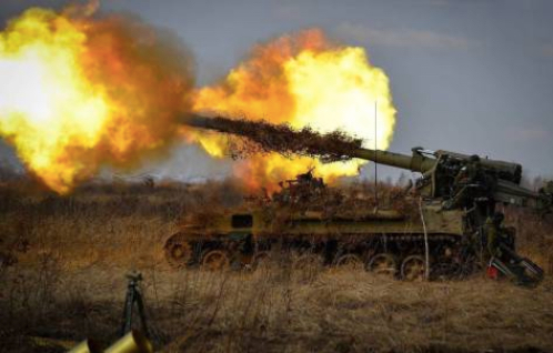 Russian Giatsint-S Artillery Used As Precision Weapon First Time Ever