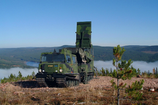 Saab Receives Swedish Order for Giraffe 4A and Arthur Radars