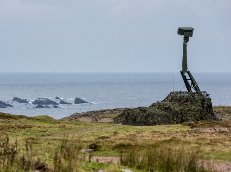 Saab Signs Support Contract for Land-based Radars with the UK