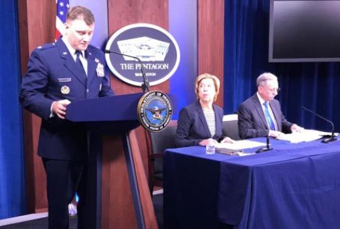 U.S. Begins Process of 'Unwinding' Turkey From F-35 Program, DOD Officials Say