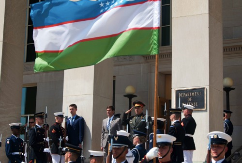 U.S. Hopes to Build on Cooperation with Uzbekistan