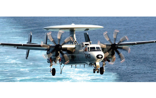 U.S. Navy Awards Lockheed Martin $43 Million Contract Modification For E-2D AN/ALQ-217 Electronic Support Measures Upgrade