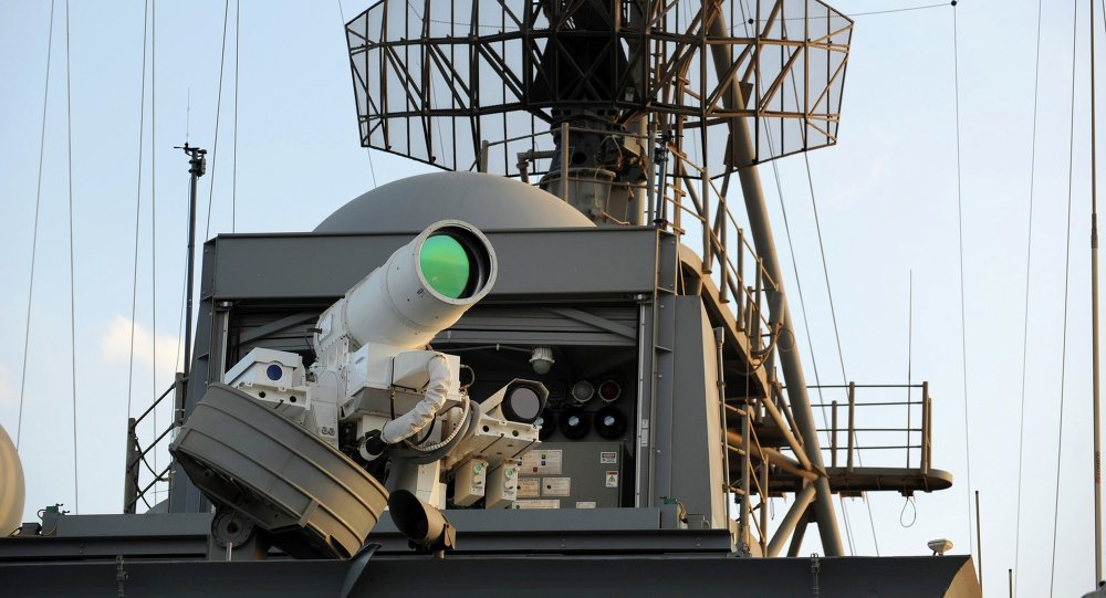 US, Russia, China Develop Brighter Beams for Blasting Enemies