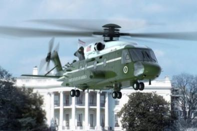 VH-92A Presidential Helicopter Achieves First Flight