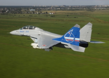 MiG-35 to Start Flight Trials In January 2017