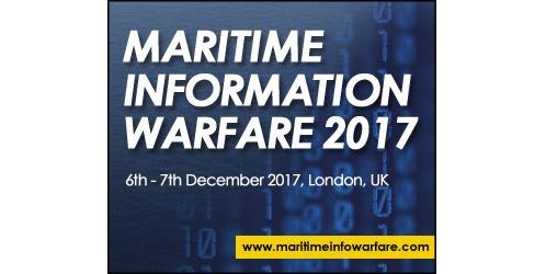 Leading design and manufacturer of Wave Gliders; Liquid Robotics, Announced as Gold Sponsor for Maritime Information Warfare Conference