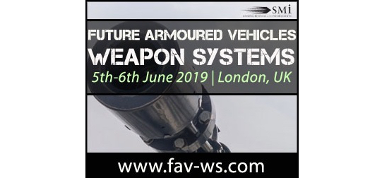 3 presentations not be missed at the Future Armoured Vehicles Weapon Systems Conference 2019