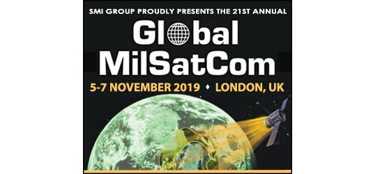 SMi Group announce nine key reasons to attend Global MilSatCom 2019