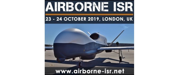 Gold Sponsor Leonardo and Sponsor Airbus return to support the 5th Annual Airborne ISR Conference