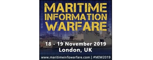 Royal Canadian Navy, NATO STO – CMRE & Portuguese Navy to Discuss Data Exploitation at Maritime Information Warfare 2019